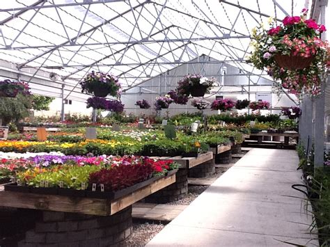 Greenhouse Garden Center by Horticultural Services Inc Retail Garden Center
