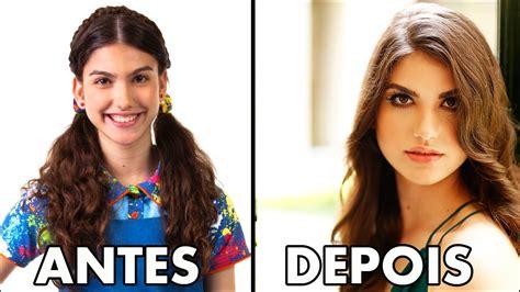 Antes E Depois by Chiquititas Antes E Depois