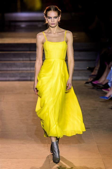 Fab Carolina Herrera Dresses From Fashion Week by Carolina Herrera At New York Fashion Week Fall 2018