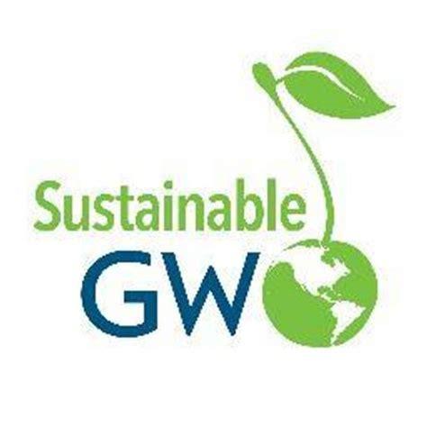 George Washington Sustainability Mba by Sustainability At Gw Sustainablegw