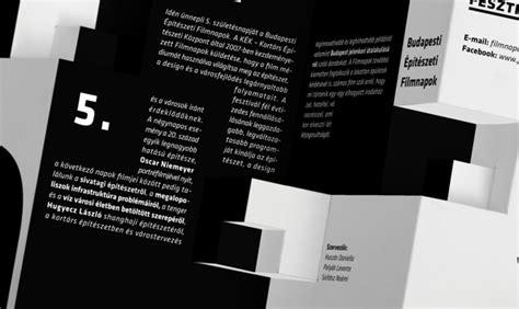 budapest architecture film festival brochure digital