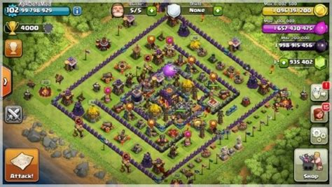 game coc mod v8 67 8 clash of clans 8 332 16 apk mod apk data mod