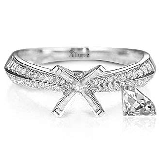 Create Your Own Engagement Ring by Engagement Rings Allurez