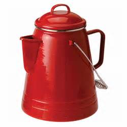 Stansport® 9   cup Camper's Percolator Coffee Pot   199118, Cookware & Utensils at Sportsman's Guide