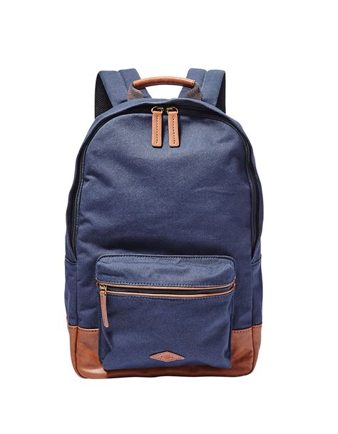 Fossil Back Pack fossil estate backpack in multicolor for lyst
