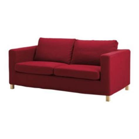 ikea karlanda sofa new ikea karlanda sofa bed slipcover cover skanum red