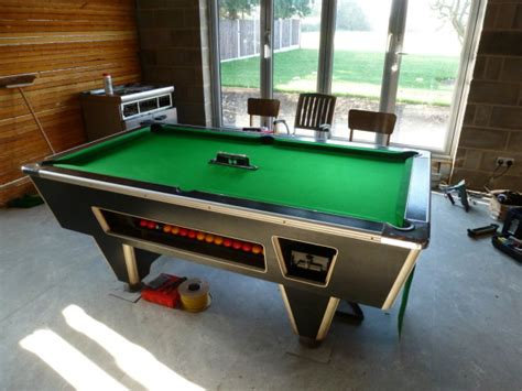 type pool table re covered in worksop nottingham
