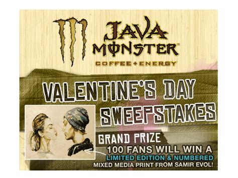 Monster Energy Sweepstakes - monster energy sweepstakes ends 2 28 blissxo com