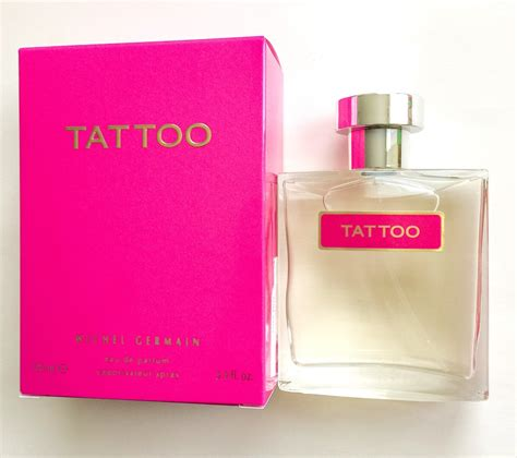 michel germain tattoo michel germain s perfume eau de parfum
