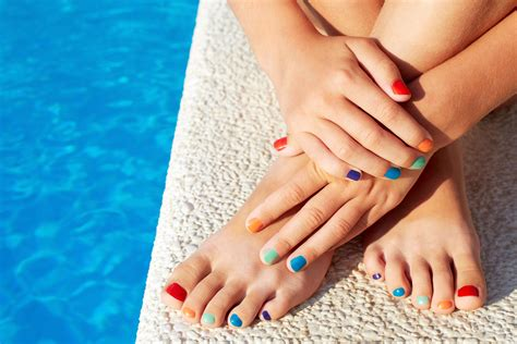 what is the inn color for toes for spring get pretty feet for summer foot care and pedicure tips