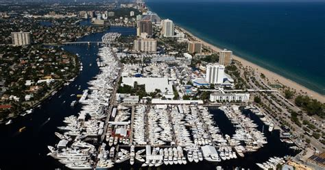 fort lauderdale boat show dates 2017 dates changed for fort lauderdale international boat show