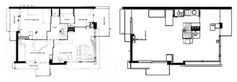Schroder House Floor Plans House Plans Schroder House Plan