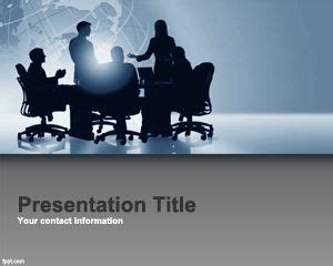 Free Management Powerpoint Template Free Leadership Powerpoint Templates