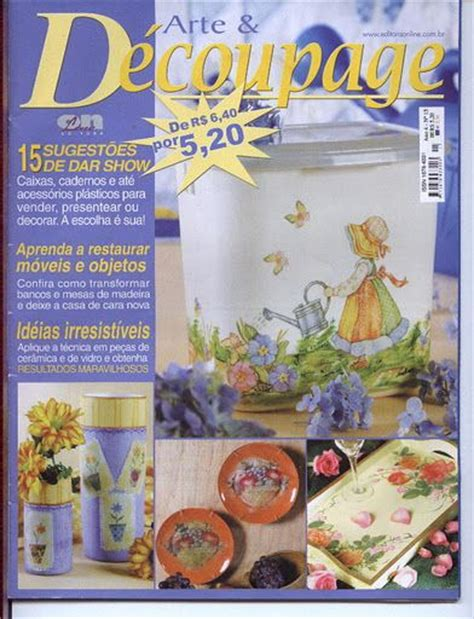 Magazine Decoupage - decoupage photos and magazines on