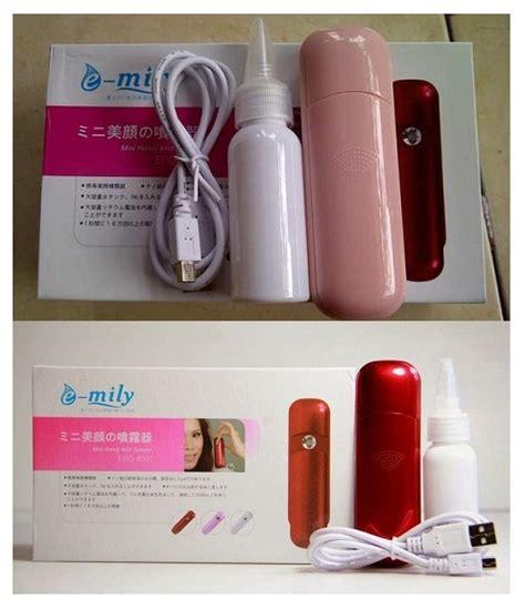 Vicell Nano Mist Diskon jual nano emily spray charger bukan merek s2 ibeauty spa vicell toko kaya murah