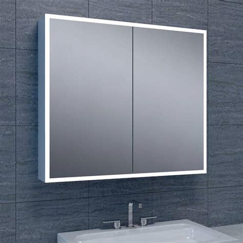 splash spiegel aqua splash spiegelkast quattro met rand verlichting