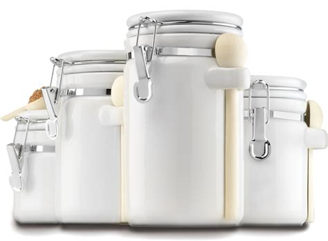 White Kitchen Canisters Sets by 100 Black And White Kitchen Canisters 100 Canister