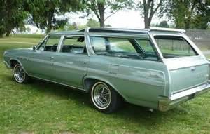 1965 Buick Wagon 1965 Buick Skylark Station Wagons