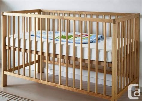 Cribs Ontario by Crib Gulliver With Mattress Vyssa Vinka For Sale In