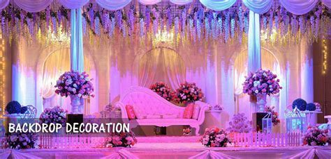 Wedding Decorators in Coimbatore Event Organisers in