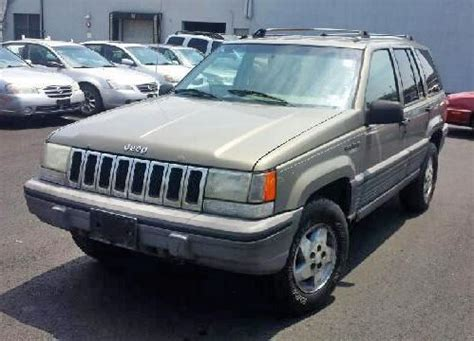 jeep grand cherokee se '95 cheap suv in nj $1000 or less