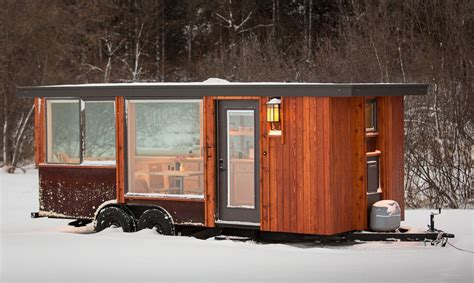 Tiny Furniture Trailer by A Tiny Trailer Home Like No Other Adorable Home
