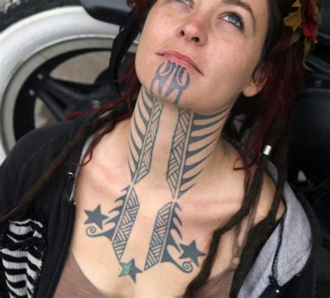 neck tattoo why tattoo troll neck tattoos are they a good idea for your