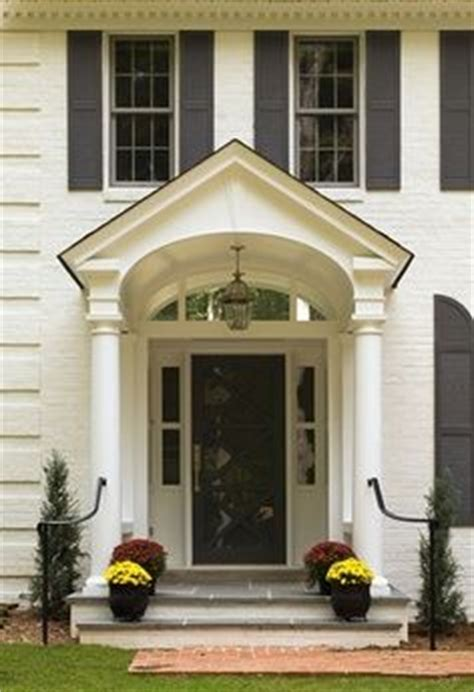 colonial house plans with portico 1000 images about portico on pinterest porticos