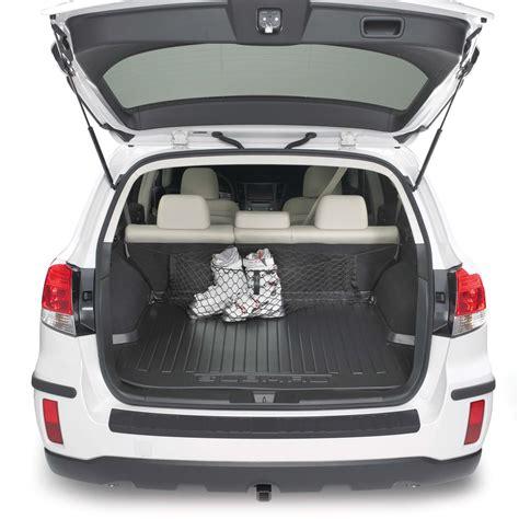 Subaru Outback Seats by 2010 Subaru Outback F551saj000 Cargo Net Rear Seat