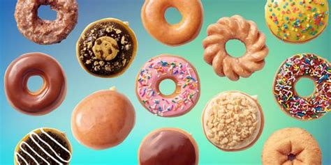 the best krispy kreme donuts, ranked