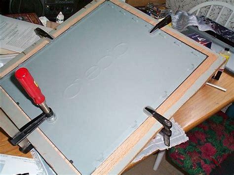 Resin Hati Besar casing pc komputer dari kayu mahoni jade202 jades