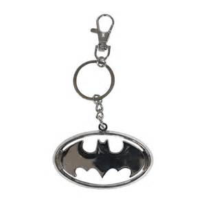 Doormates Batman Logo Metal Keychain Accessories Keychains