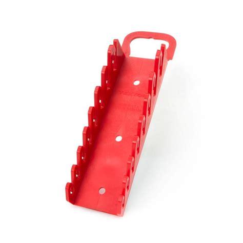 Wrench Storage Rack by Husky Racks Plastic Bins Tool Storage The Home Depot