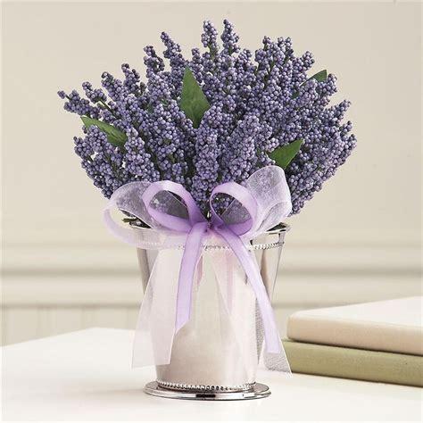 lavender table arrangement wedding table pinterest