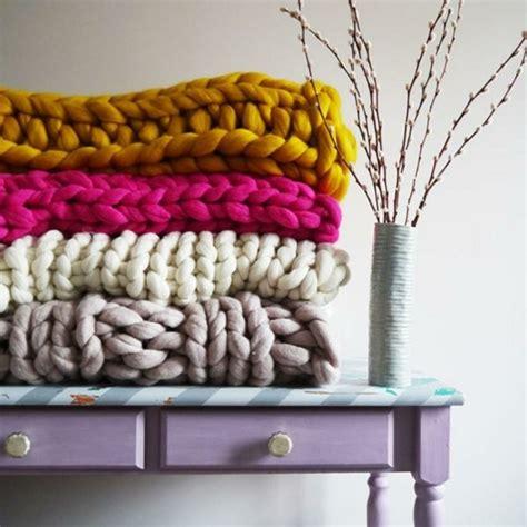 decken stricken strickanleitung eine tolle decke selber stricken