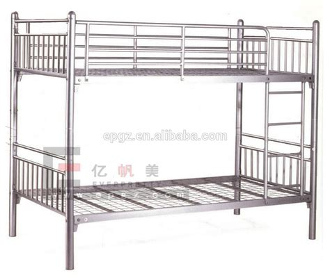 Cheap Dorm Bunk Bed For Sale Metal Frame Bunk Beds For Used Metal Bunk Beds