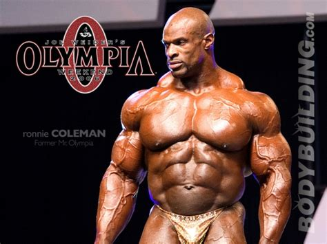 sports ronnie coleman
