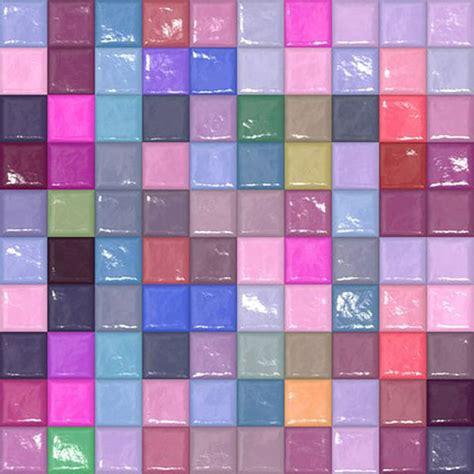 azulejo imitacion gresite colores taller de ceramica