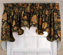 Grey Curtain Valance Swag Curtains Solids Patterns Thecurtainshop Com