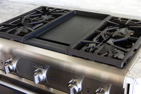 Thermador Cooktop With Griddle prl486jdg thermador pro grand 48 quot gas range liquid propane