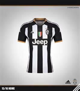 Kaos Tshirt Juventus Juve 02 rendering juventus shirt 15 16 2 by saporita on deviantart