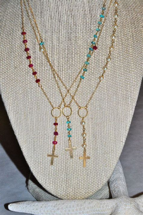rhobh necklace the 25 best rosary necklace ideas on pinterest gold