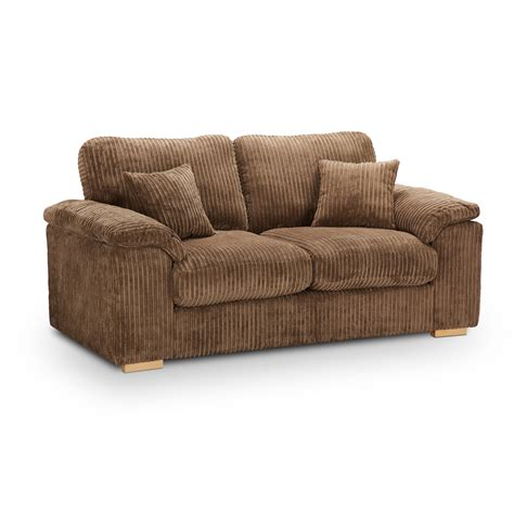 two sofas cordoba 2 seater sofa next day delivery cordoba 2 seater