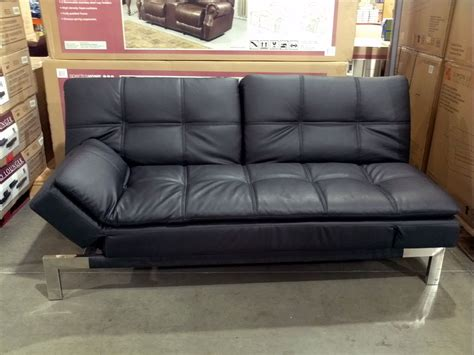 leather futon costco costco futon roselawnlutheran