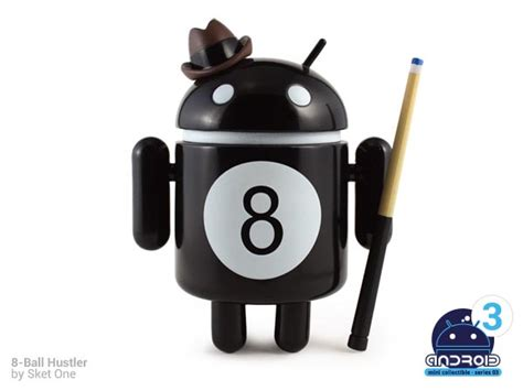 android figure android collectible mini figure series 3 coming soon gadgetsin