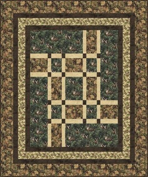 Into The Woods Quilt Pattern by Into The Woods Quilt Kit 58x72 By Kate Mitchell For