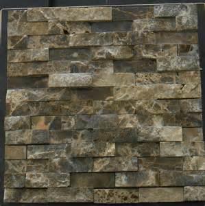 split tumbled backsplash home design ideas