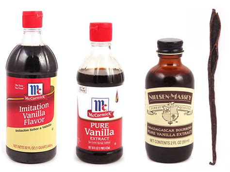 Taste Test: Is Better Vanilla Extract Worth the Price?   Serious Eats