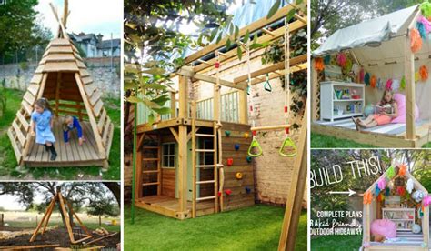 backyard for toddlers 16 fabulous backyard playhouses sure to delight your kids
