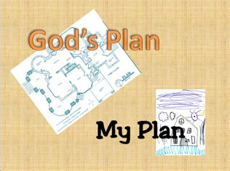 What is god's plan for my marriage